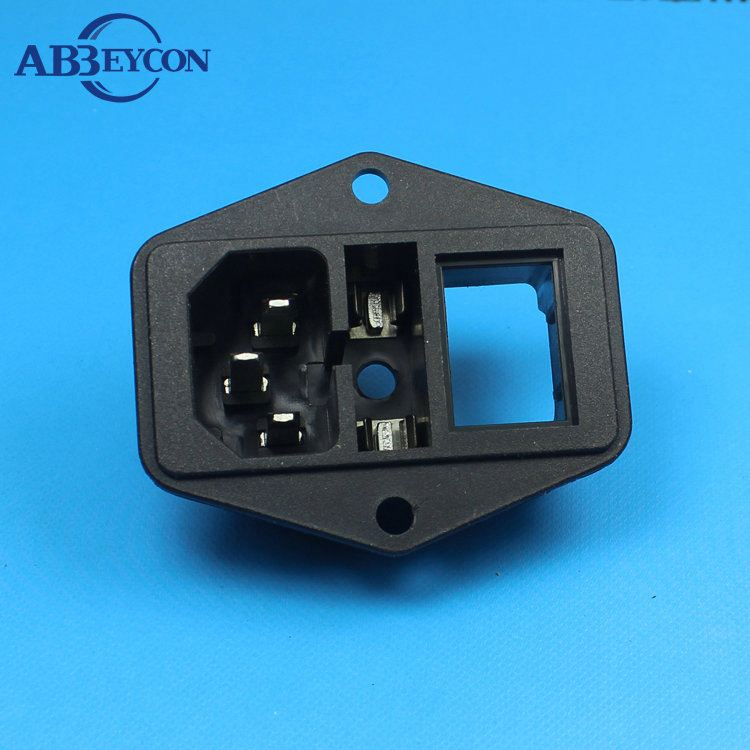 High Quality 10A Socket AC 3-WAY Power Electronic Outlet