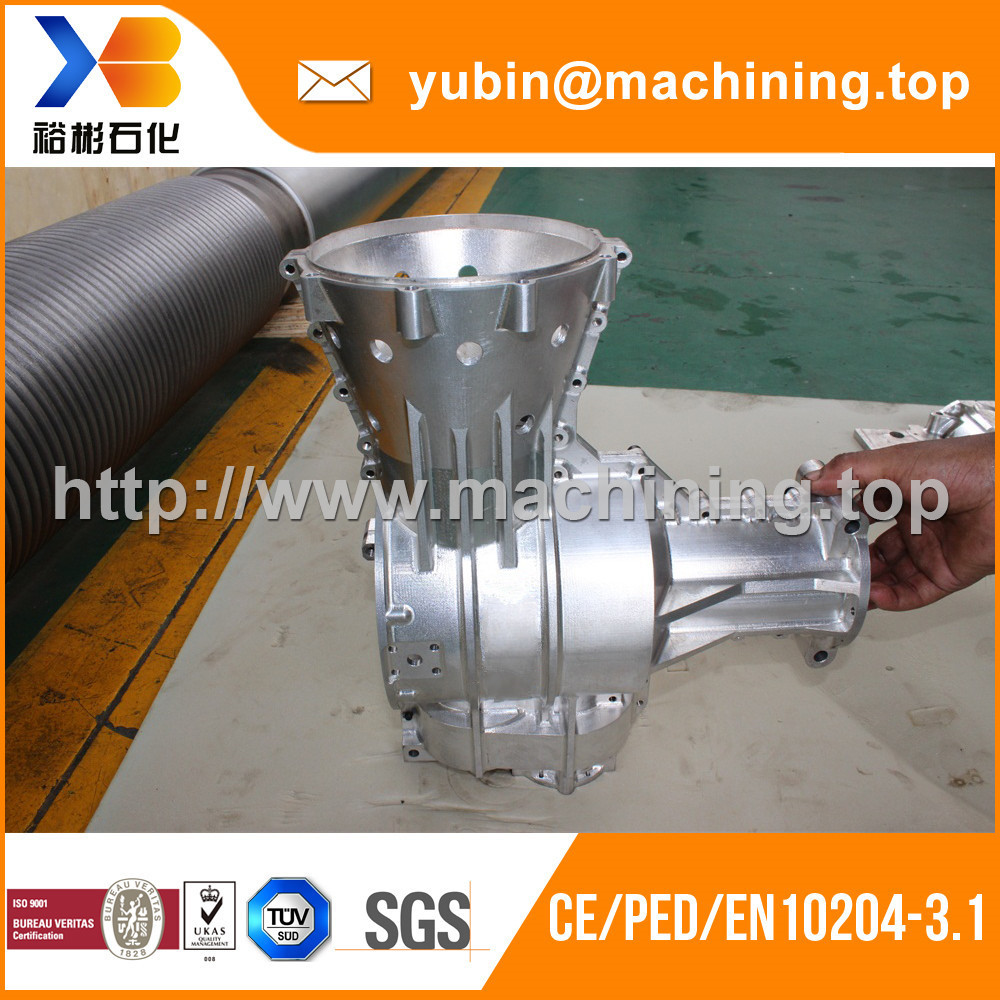 High precision CNC Machining Steel Bus Accessories