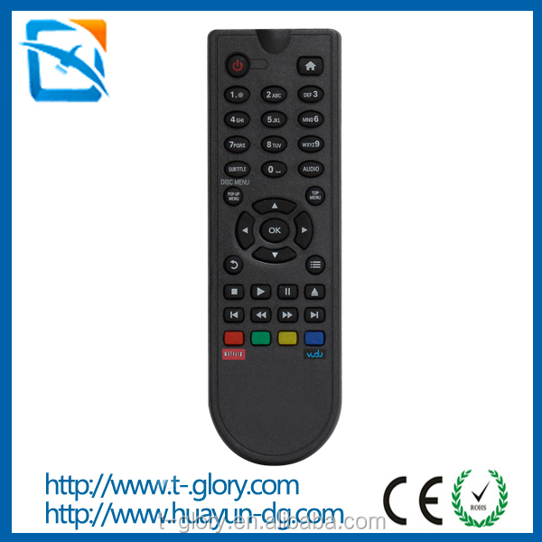 Star x receiver remote control for dvb t2 tv set top box 1080P digital Suitable for Indonesia market