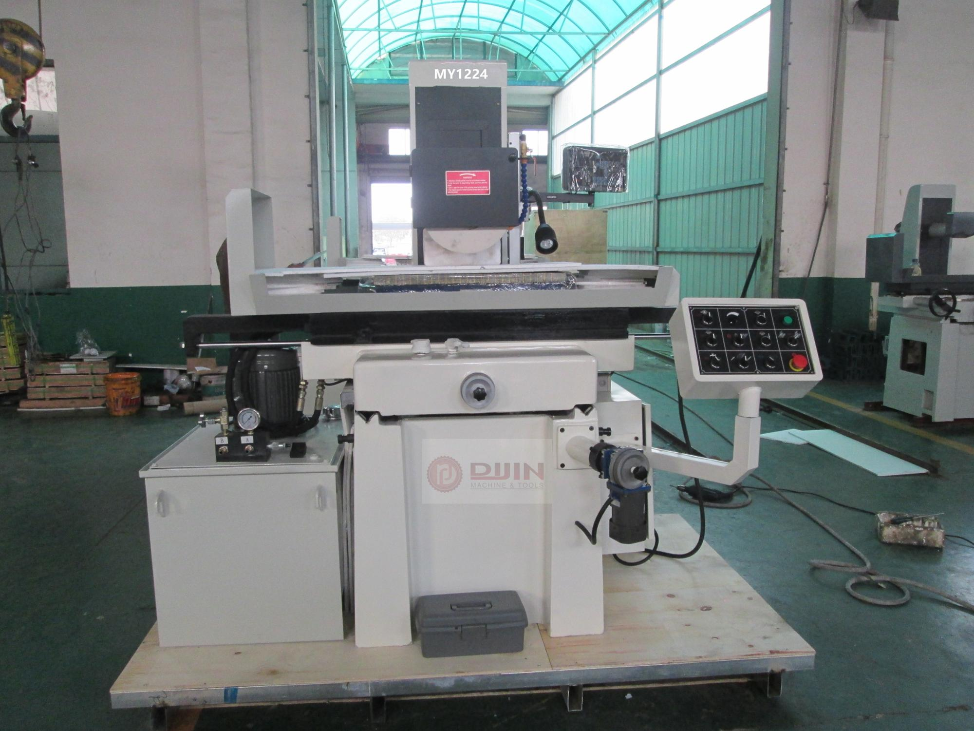 Hydraulic surface grinder machine M1224 made in China