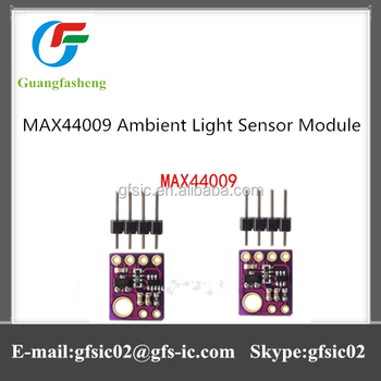 High Quality MAX44009 Ambient Light Sensor Module