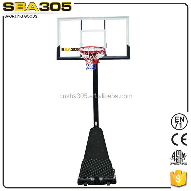 office adult equipment transparent basketball board
