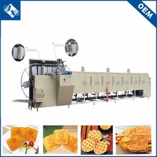 OEM orders acceptable automatic ignition 68 mould style automatic biscuit production line