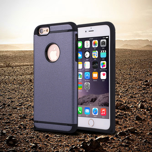 TPU and PC hard case plastic for iphone 6s back cover mobile phone case for iphone6 case