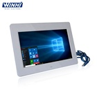 10 inch portable PC screen mini tv extend USB powered extend or mirror monitor