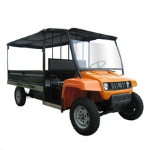 Latest model 4 wheel cargo transport electric utility vehicle