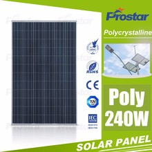 High Quality High Efficiency Solar PV Module 240w Solar Panel