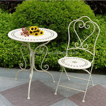 Garden Furniture Metal White – erikhansen.info