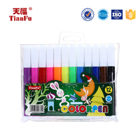 Sell well refill ink dry erase magic water color pen