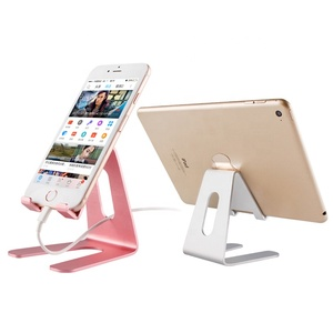Wholesale 2018 new invention mobile phone accessories in china lazy desk cell phone support stand