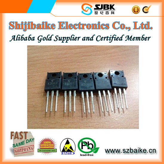 2SK3067 Field Effect Transistor Silicon N Channel MOS Type TO220F