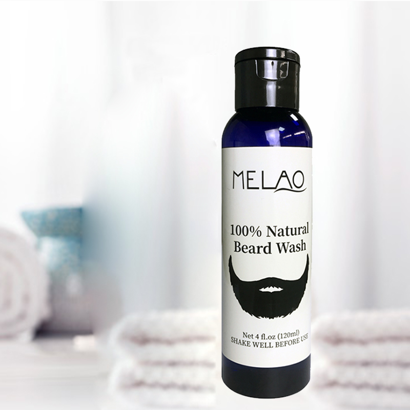 Private Label HotSelling Natural Organic Beard Shampoo And Beard Wash