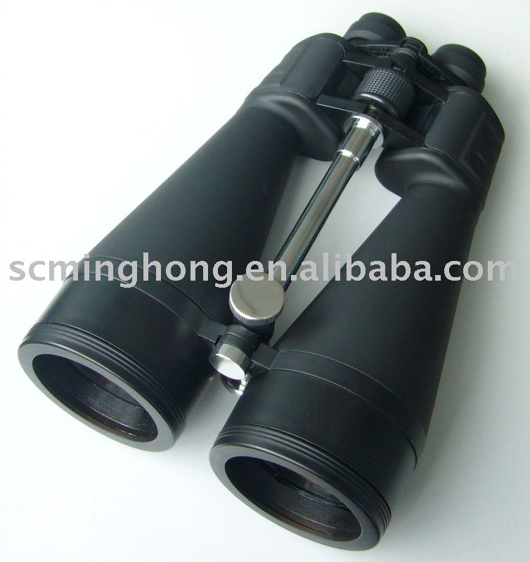 SW20X80 binoculars with large magnification\objective\porro BK7 prism make modern design and super quality