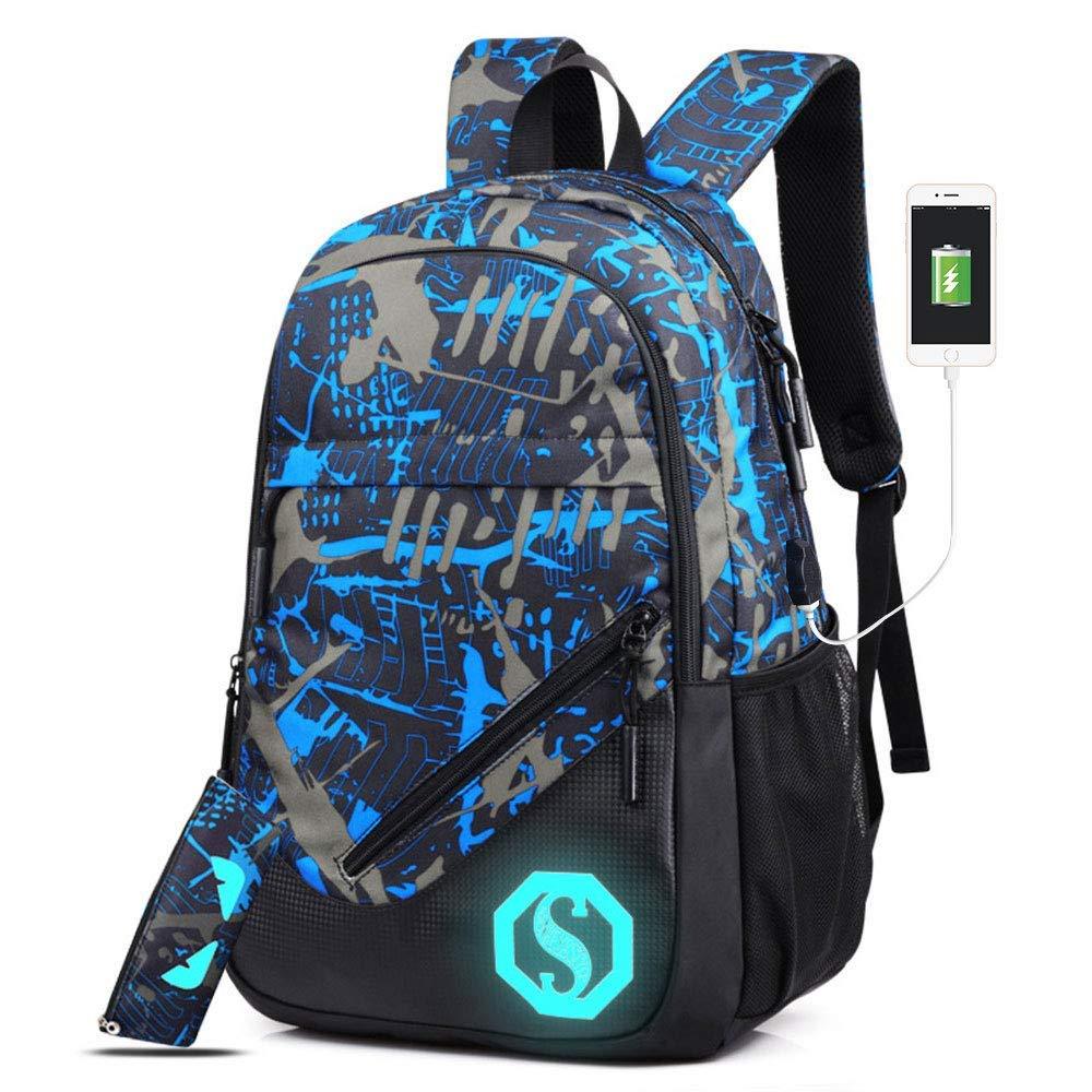 4d7f0f52cdab Get Quotations · Pawaca Luminous Backpack