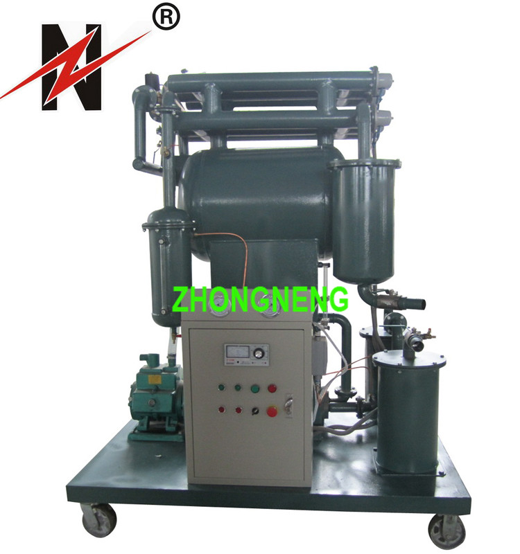 High effective transformer oil purifier,insulating oil treatment