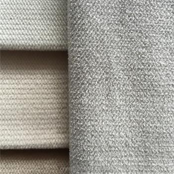 100 Polyester Upholstery Fabric Velvet Jaguar
