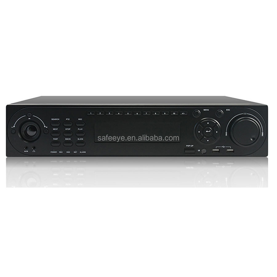 HD 32ch 4 Hard High-performance 1.5U Standalone Network <strong>DVR</strong> With Dual Core Support RTSP