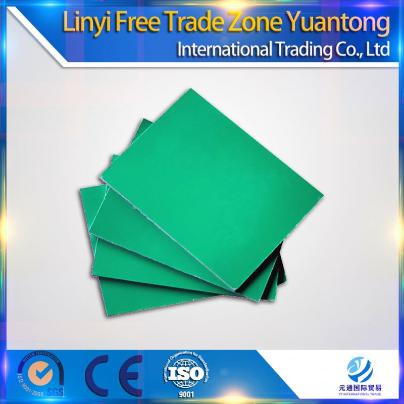 5mm Pe Coated Interior Wall Decorative Aluminum Composite Panel/Eurobond Acp Prices