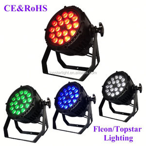 (2017 wholesale) Waterproof led par light 18*10w rgbw zoom IP65 best price cheap led par