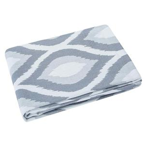 printed soft bamboo blanket throws