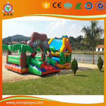 Popular inflatable castle j,uegos inflable jumping castles with prices, aerobic children's games