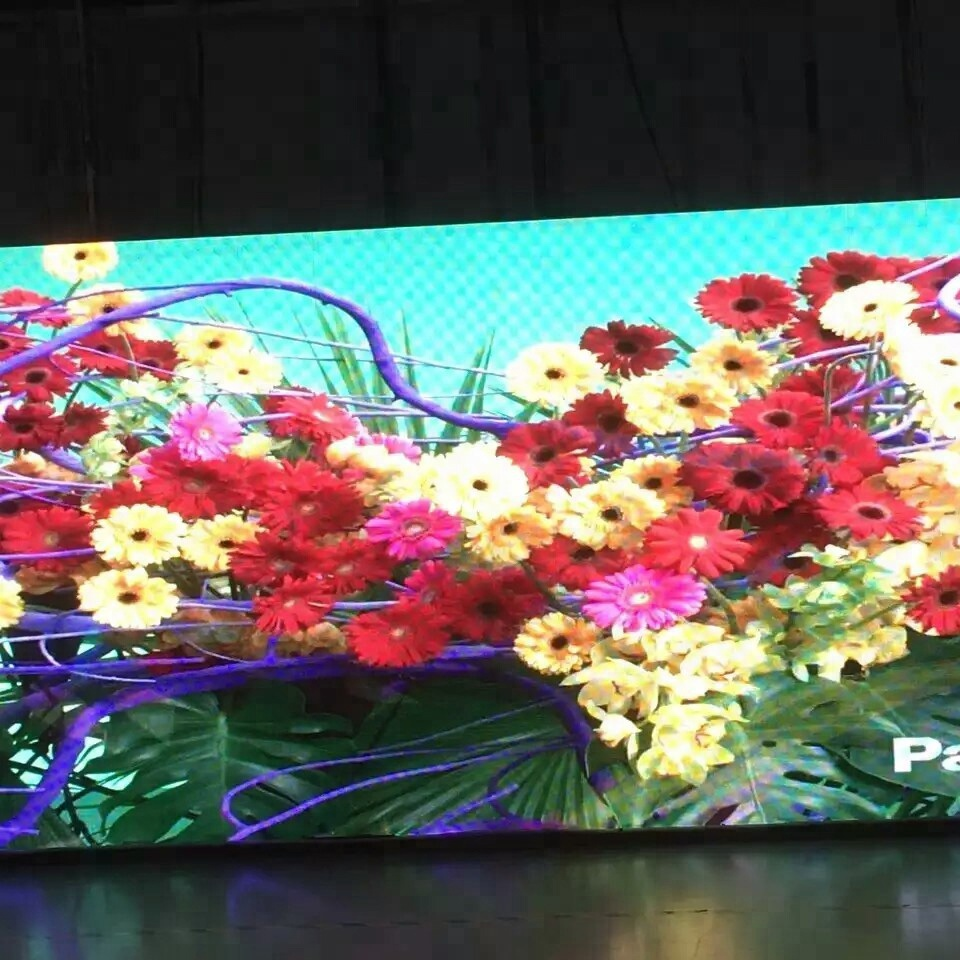 SMD indoor p6 large led display screen for advertising