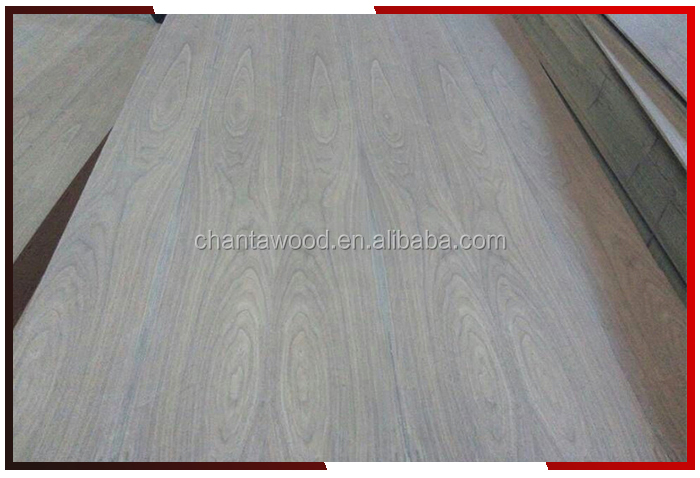 Construction Timber A grade walnut plywood veneer walnut