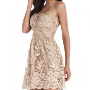 97ae90b8a67 China Gauze Silk Dress