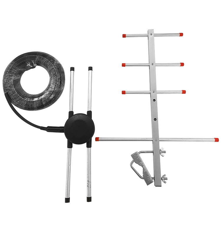 2019 Tengo High gain UHF vhf yagi Outdoor TV Antenna