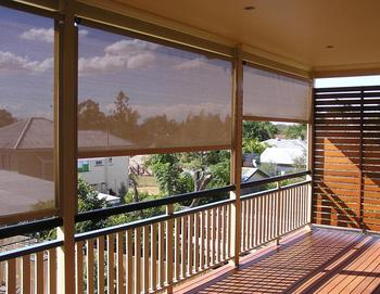 European Design Outdoor Good Quality Solar Window Blinds And Shades