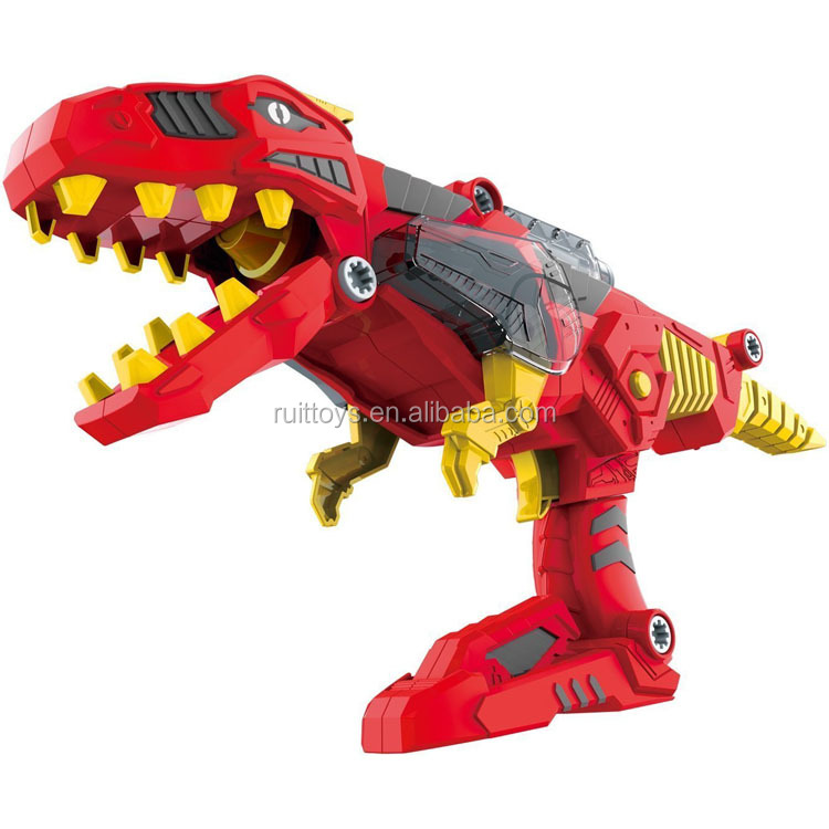 Tyrannosaurus Rex Dinosaur Take Apart with tool Toy Engineering Building Toy