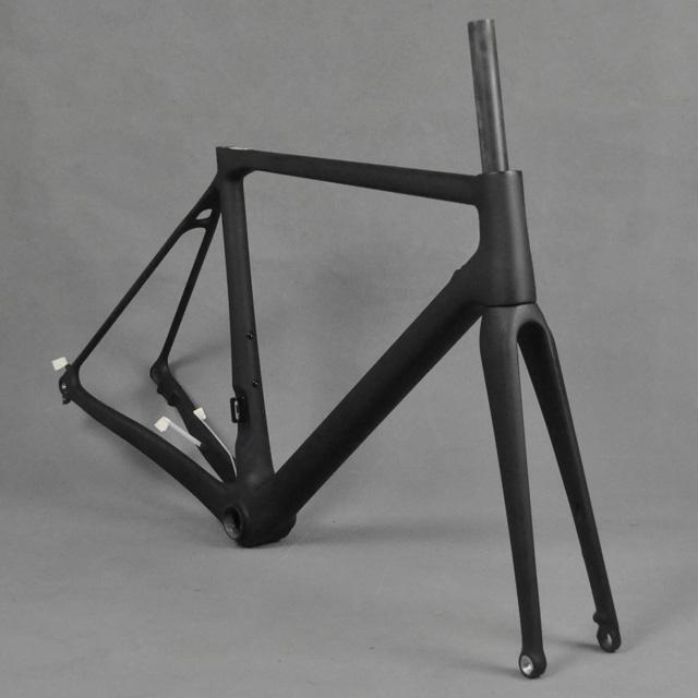 Alibaba.com / Hongfu thru axle carbon road bike frame disc brake FM088 flat mount road bike frame