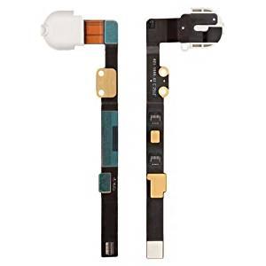 iPad Mini Audio Headphone Jack Flex Cable - White