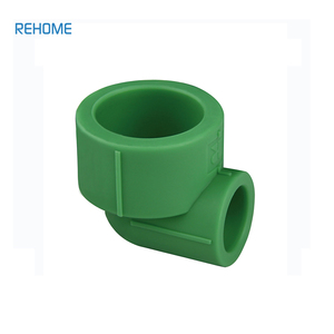 PP-RC reducing elbow,PPR Pipe Fitting , PPR Elbow