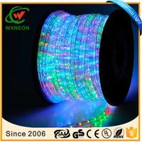 LED rainbow night popular rope light