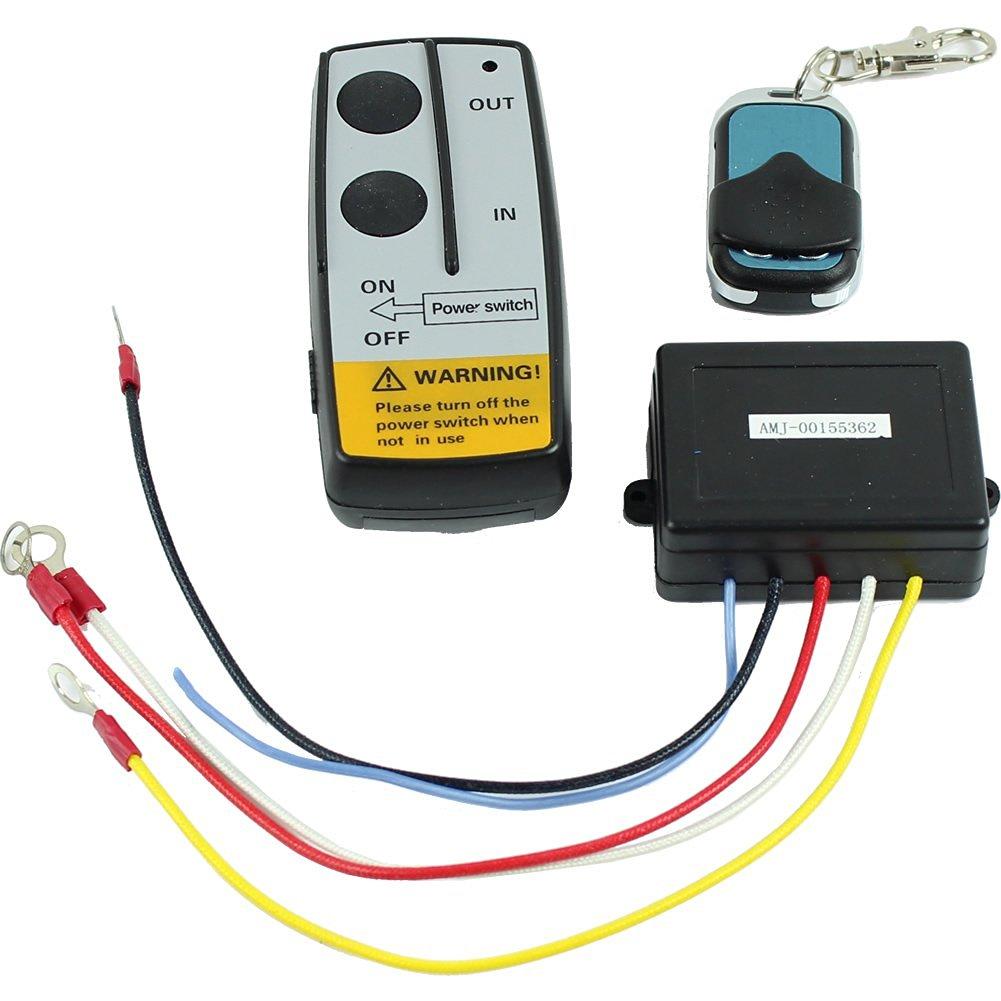 WARN 93043 Remote Control