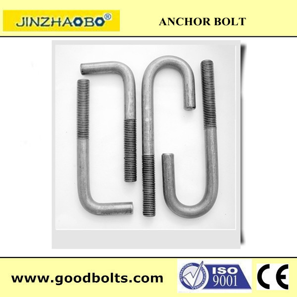 "M27 ""J"" Type Anchor Bolts"
