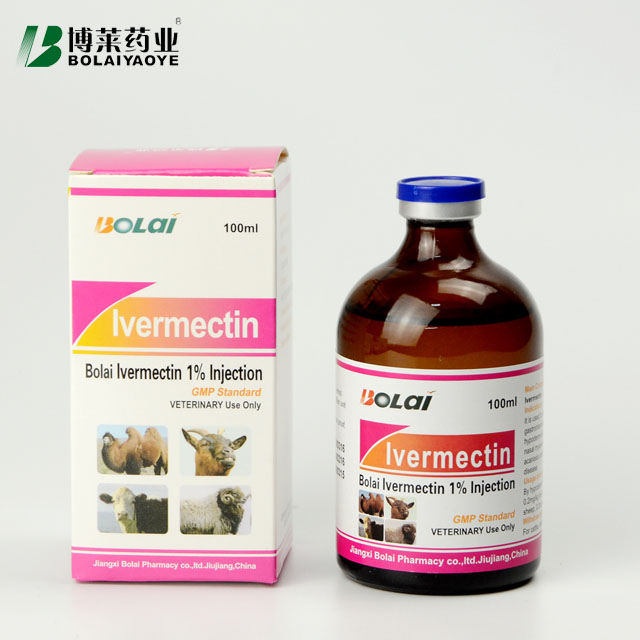 Líquido oral ivermectina 1%, 100 ml