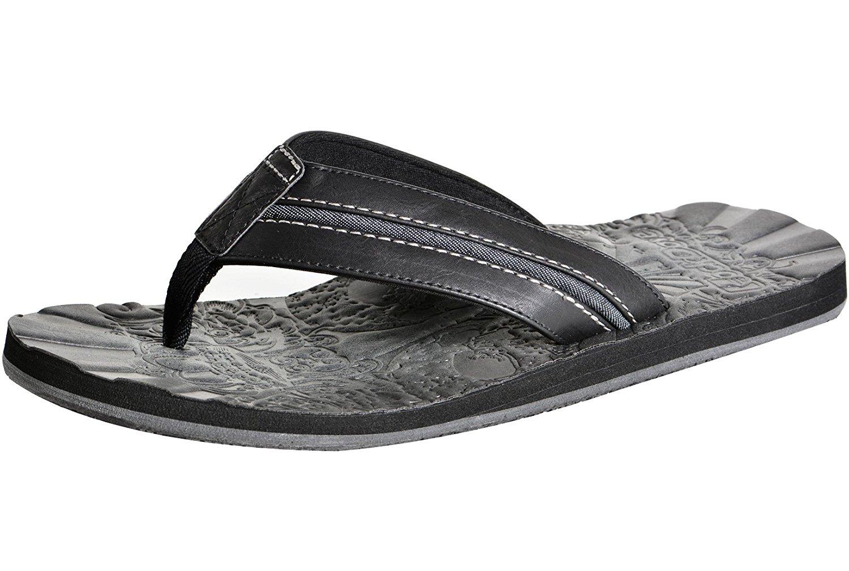231cfab4c5477c Hush Puppies Julie Havana IIV Women s Sandals   Flip Flops. null. null. Get  Quotations · RockDove Men s Vieja Havana Flip Flop Sandals w Arch Support