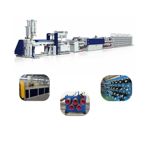 polypropylene marine rope danline yarn stretching machine extrusion line