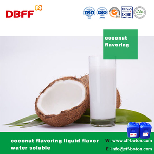 Artificial coconut flavoring liquid flavor water soluble Philippines food flavor for drink
