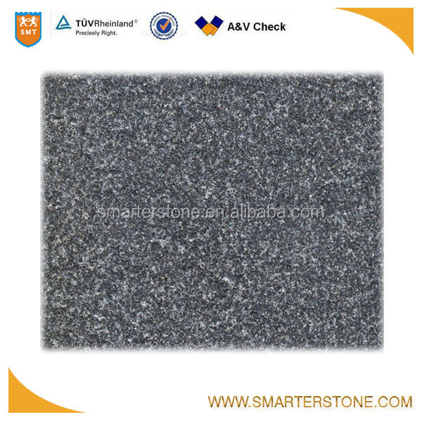 China shanxi black gtanite stone for paving