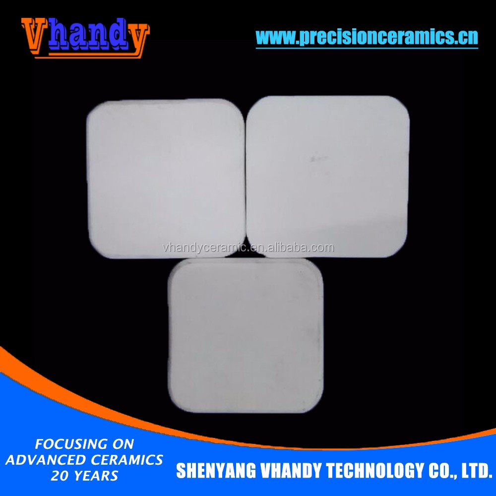 VHANDY OEM aluminum oxide metallized ceramics heating armor plates for hair