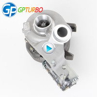GT1544S 701729-5010S 045145701CV 045145701 AMF turbo kit car turbocharger for bmw e46 small supercharger