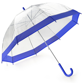 Hot sale high quality pvc straight umbrella