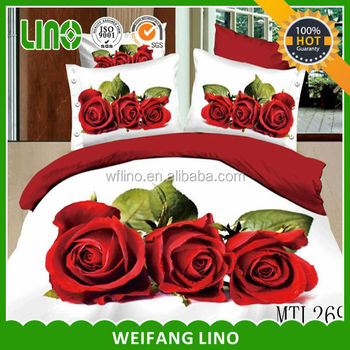 Rose Bed Cover/bed Sheets Importers In Florida