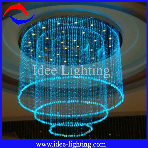 Plastic Optic Fiber Le Ceiling Light Lamp Interior Lighting Product On