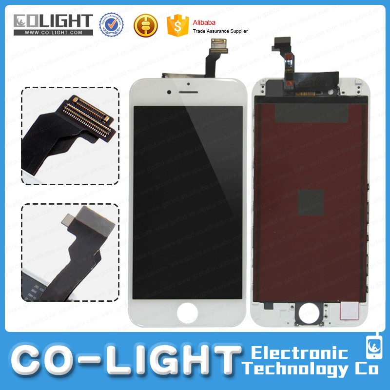 Original cheap high quality full replacement lcd touch screen for iphone 6 promotion