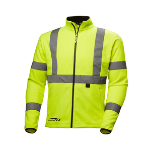 reflective workwear worker clothes men security jacket uniforms