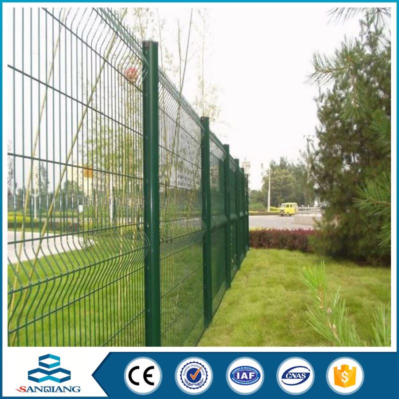 construction galvanized outdoor temporary brc boundary metal fence panels